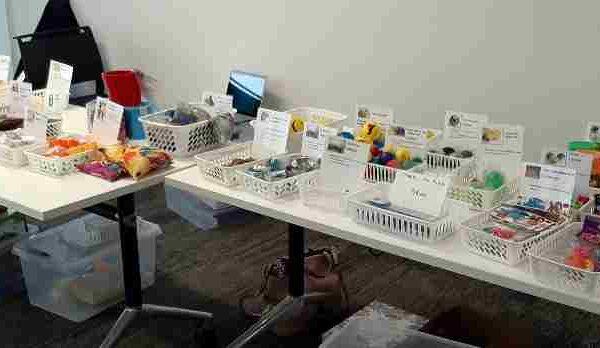 Display Sensory tools 1