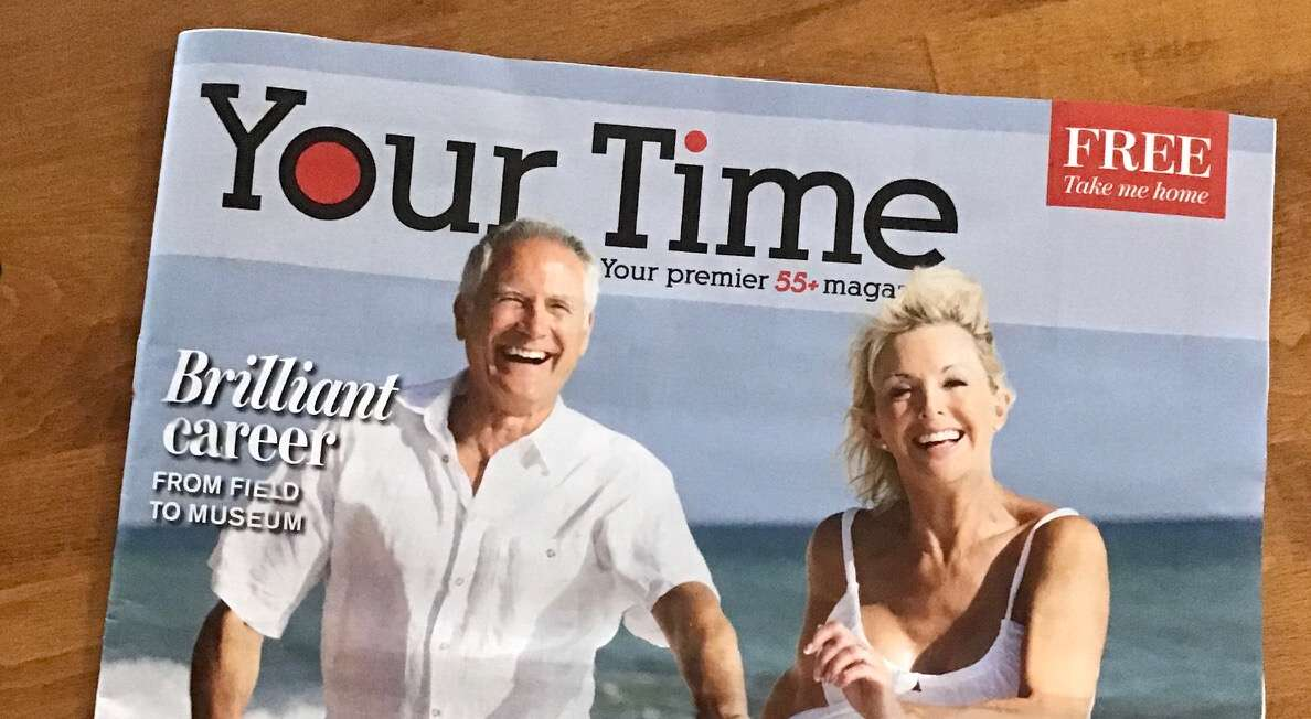 Your Time article for Grandparents