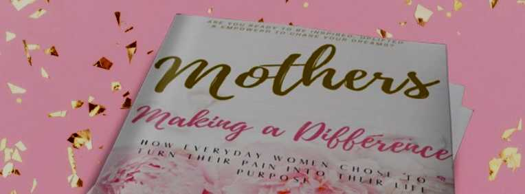 New book – Mothers Making a Difference